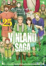Vinland Saga 25 Manga