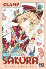 couverture, jaquette Card captor Sakura - Clear Card Arc 10