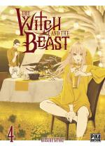 couverture, jaquette The Witch and the Beast 4