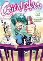 Grand Blue 6 Manga