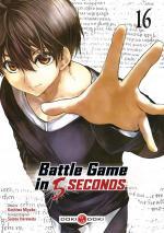 Battle Game in 5 seconds 16 Manga