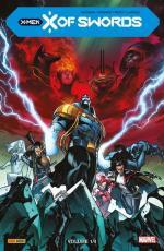 X-men - X of swords 1