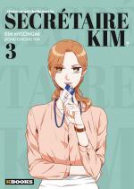 Qu'est-ce qui cloche avec la secrétaire Kim 3 Webtoon