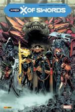 couverture, jaquette X-men - X of swords TPB Softcover (souple) 3
