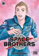 Space Brothers 36 Manga