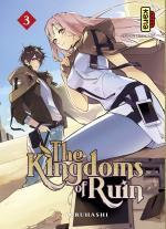 couverture, jaquette The Kingdoms of Ruin 3