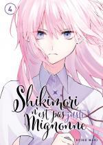 Shikimori n'est pas juste mignonne 4 Manga