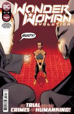 Wonder Woman: Evolution # 3
