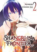 couverture, jaquette Shangri-La Frontier 2