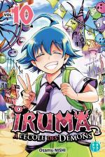 Iruma à l'école des démons 10