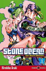Jojo's Bizarre Adventure - Stone Ocean 3