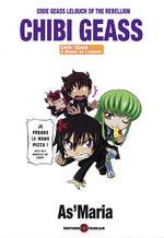 Chibi Geass 1 Manga