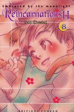 Réincarnations II - Embraced by the Moonlight 8 Manga