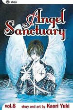 Angel Sanctuary 8