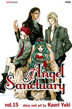 Angel Sanctuary 15