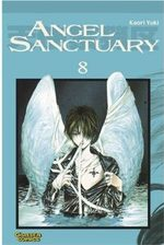 Angel Sanctuary # 8