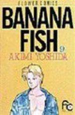 couverture, jaquette Banana Fish 9