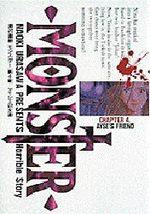 Monster 4 Manga