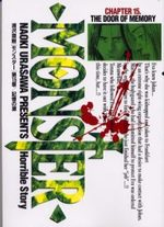 Monster 15 Manga