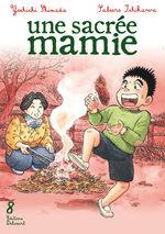 Une Sacrée Mamie # 8