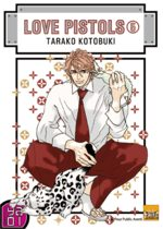 Love Pistols 5 Manga