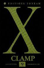 couverture, jaquette X 9