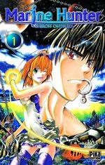 Marine Hunter 1 Manga