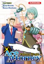 Ace Attorney Phoenix Wright 3 Manga