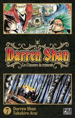 Darren Shan 7 Manga