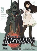 Kurogane no Linebarrels 5