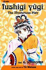 couverture, jaquette Fushigi Yûgi Américaine 6