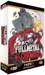 Fullmetal Alchemist 1 Série TV animée
