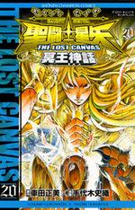 Saint Seiya - The Lost Canvas 20 Manga
