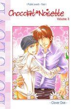 Chocolat*Noisette 3 Global manga
