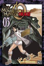Monster Hunter Orage 3 Manga