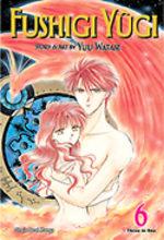 couverture, jaquette Fushigi Yûgi Américaine VIZBIG Edition 6