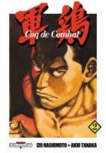 Coq de Combat 2 Manga