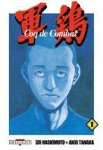Coq de Combat 1 Manga