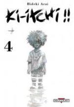 Ki-itchi !! 4 Manga