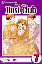 Host Club - Le Lycée de la Séduction 7