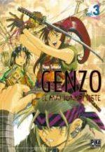 couverture, jaquette Genzo le Marionnettiste 3