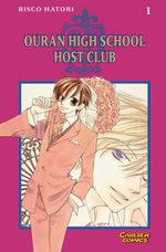 Host Club - Le Lycée de la Séduction 1