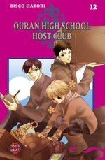 Host Club - Le Lycée de la Séduction 12