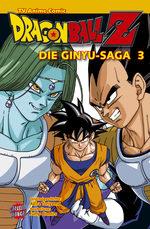 Dragon Ball Z - 2ème partie : Le Super Saïen/Le Commando Ginyu 3