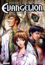 Neon Genesis Evangelion 8 Manga