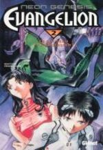 Neon Genesis Evangelion 2 Manga