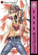 Fake 3 Manga