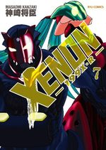 Xenon 1999XR 7 Manga