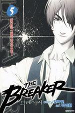 The Breaker 5 Manhwa