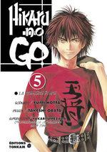 couverture, jaquette Hikaru No Go VOLUME 5